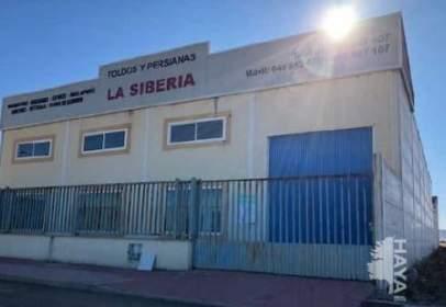 Nave industrial en calle Montepozuelo, nº 66