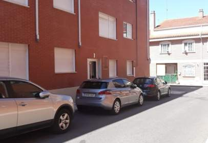 Garatge a Santovenia de Pisuerga