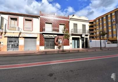Casa adossada a Carrer de García Araus, nº 6