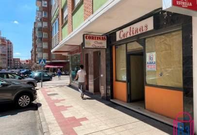 Local comercial en calle de Fray Luis de León, nº 17