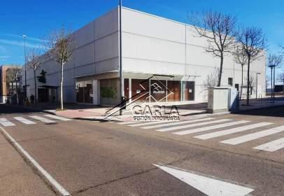 Nau industrial a San José-Parador-Zurguén