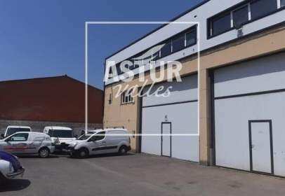 Industrial building in calle Asipo CL A