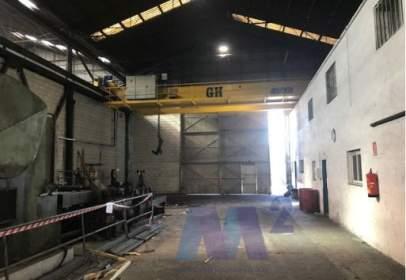Nave industrial en Zona Suroeste