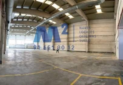 Industrial building in San Blas