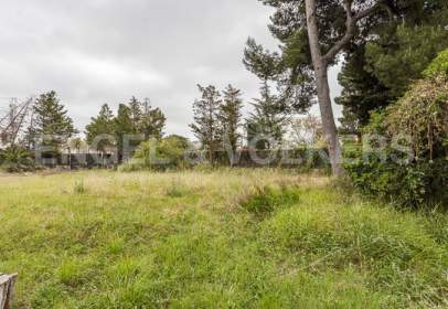Land in Pedralbes