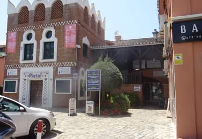 Local comercial a Centro Comercial Zoco de Calahonda