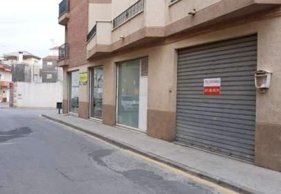 Local comercial a calle Chorrillo