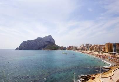 Apartament a Calpe Playa Levante