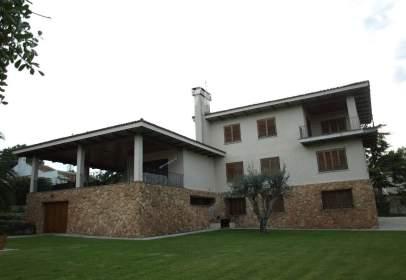 Xalet a El Vedat-Santa Apol·lònia