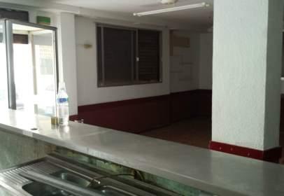 Local comercial a calle Dr. Catala Diez, nº 6