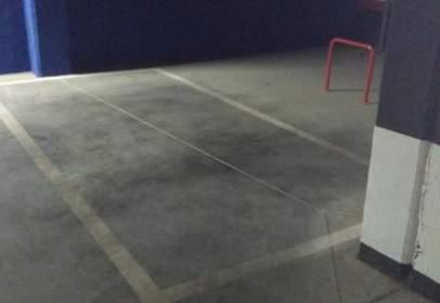 Garatge a calle de Alfonso VII, nº 3