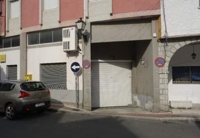 Garaje en calle Vaqueros, 9