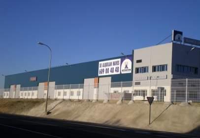 Nau industrial a calle Isaac Peral