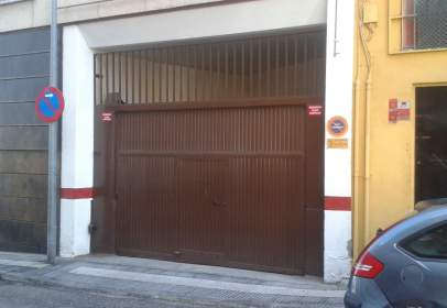 Garatge a calle Iglesia