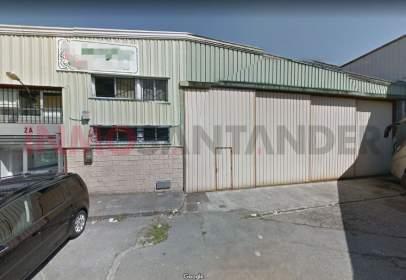 Nave industrial en calle El Castro