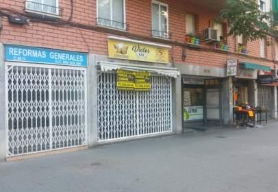 Local comercial en Paseo Torras I Bages