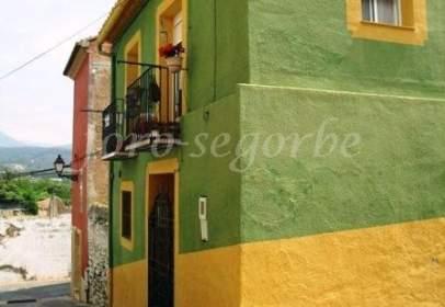 Casa unifamiliar a calle del Castillo