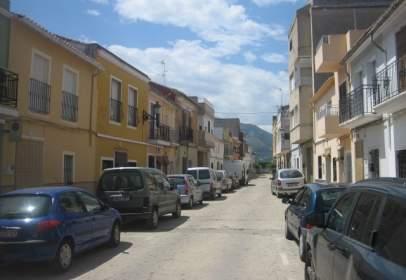 Casa unifamiliar a calle Sant Francesc