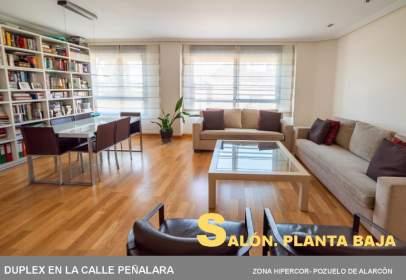 Duplex in calle Peñalara, nº 4