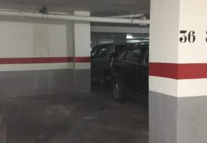Garaje en calle Morco, nº 1