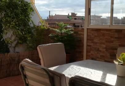 Penthouse in calle del Vicario Camarena, nº 19