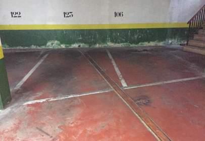 Garage in calle de Vacas, nº 6