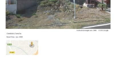 Terreno en Vía Cabildo de Tenerife, nº 19