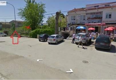 Terreno en calle Santa Maria, nº 21