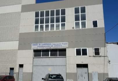 Nave industrial en calle Cobalto , nº 184