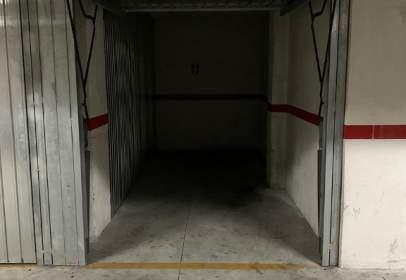 Garaje en Camino del Albero, nº 6