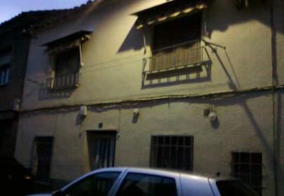 Terraced house in calle Cervantes, nº 26