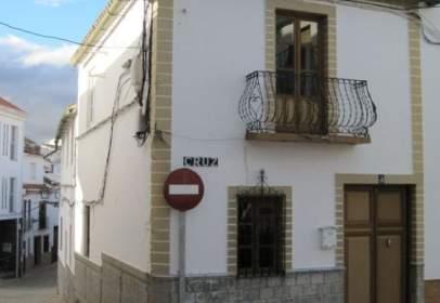 Casa rústica en calle de la Cruz, nº 1