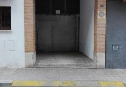 Garage in calle del Cronista Viciana, nº 9