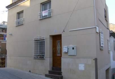 Casa unifamiliar en calle de la Fortuna, nº 4
