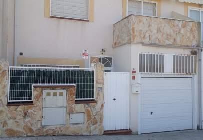 Xalet adossat a calle Lope de Vega, nº 20