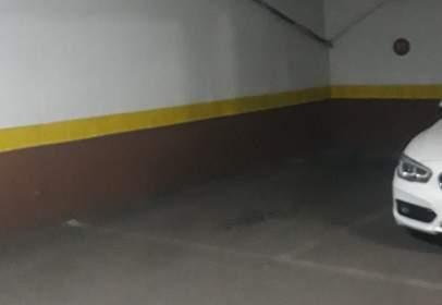 Garaje en calle Jerónima Loternte, nº 17