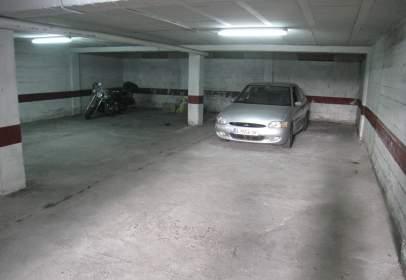 Garaje en Avda. La Nucía