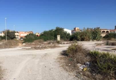 Land in 11.B.02.02 del Plan Parcial El Conchal II,  V-3.1