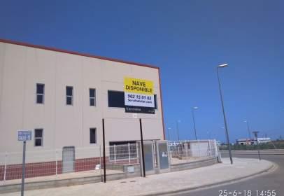 Nau industrial a  I-3, L'horta Vella, Parcela 7G