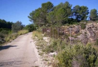 Promoción de tipologias Terreno en venta PEGO Alicante