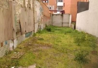 Promoción de tipologias Terreno en venta MADRID Madrid