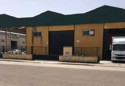 Promoción de tipologias Nave en venta ECIJA Sevilla