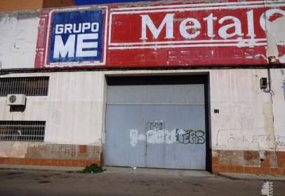 Nau industrial a calle de los Mármoles,  21